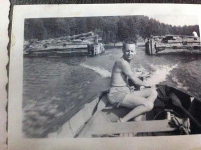 John L Hollows circa 1951