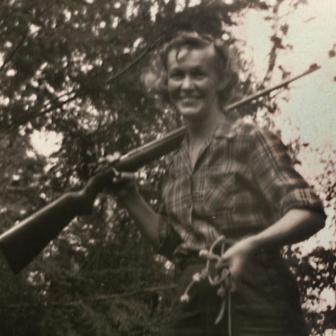 Anne Willis 1950